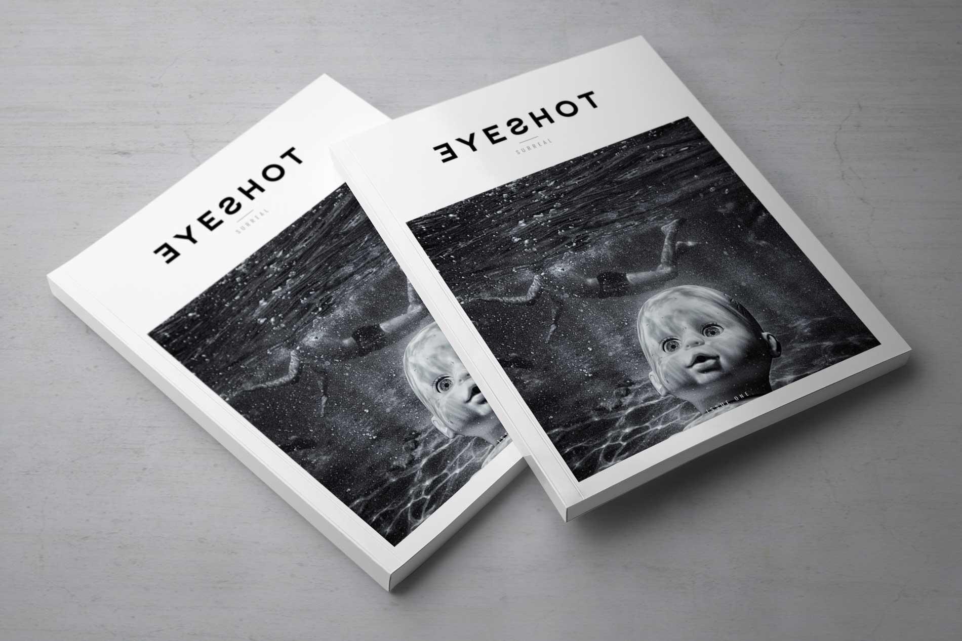 Eyeshot street photography magazine in paper and digital version