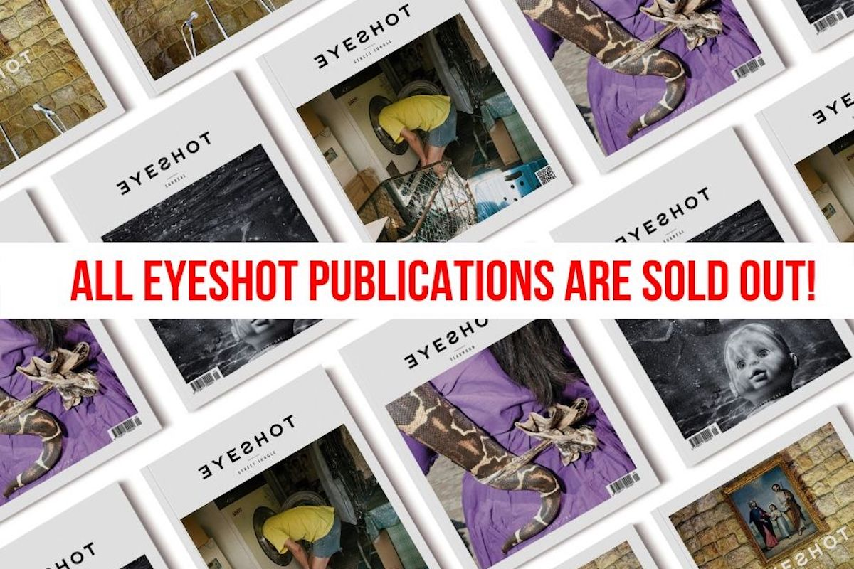 All Eyeshot Publications are SOLD OUT!-2