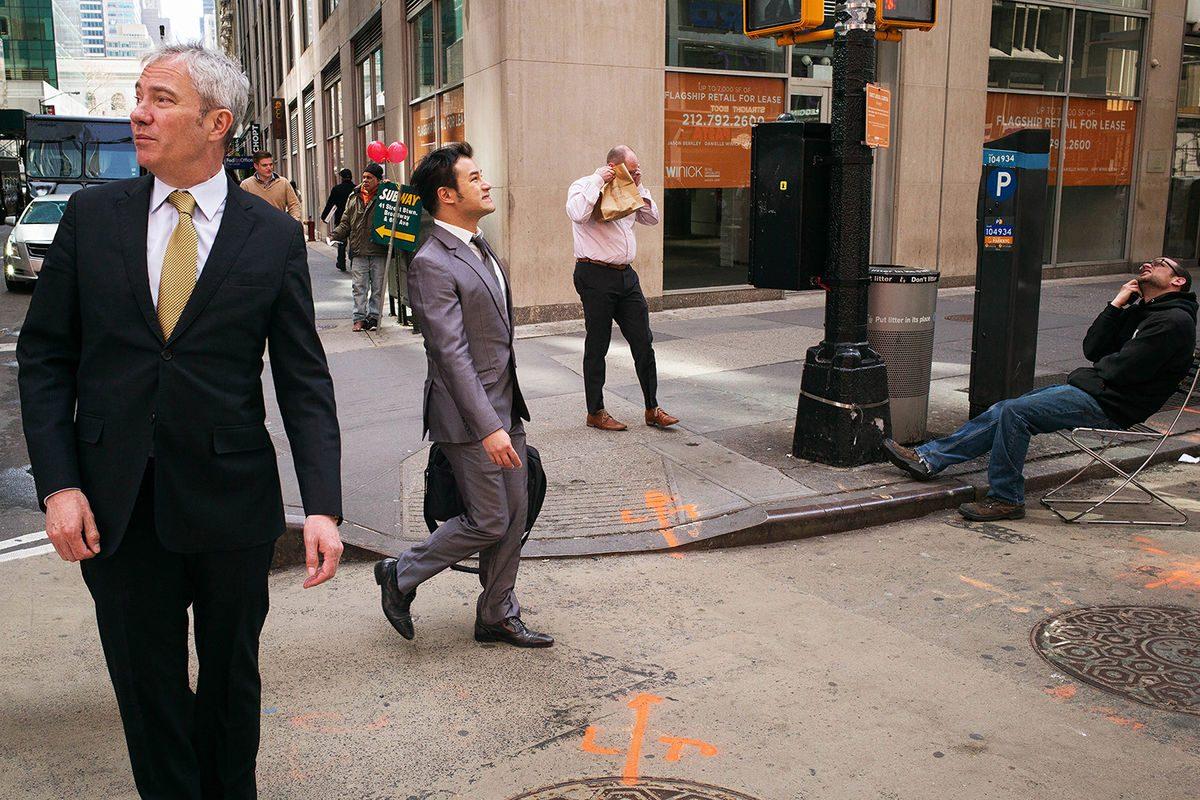 people in new york portfolio street_photography Denny Chirurgi