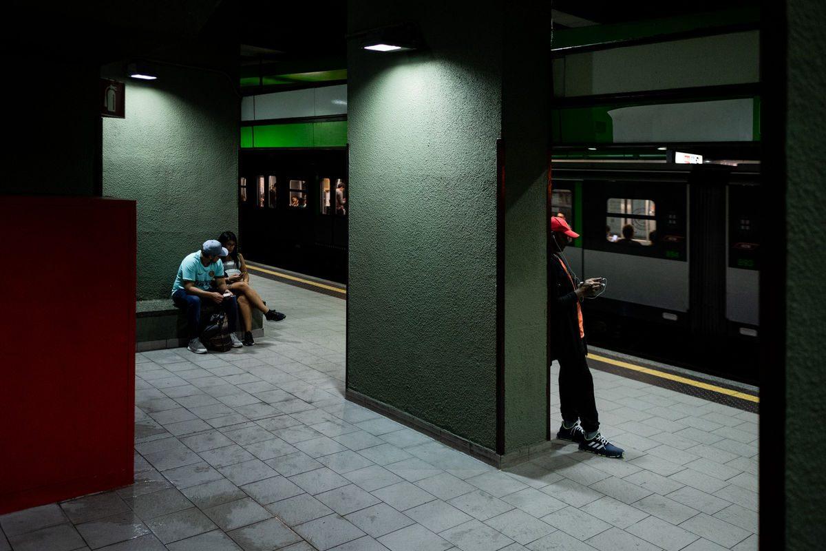 twenty-four hours underground
